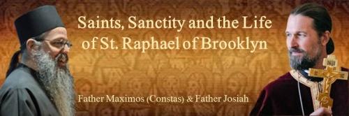 Saints Sanctify and Life of St. Raphael Graphic