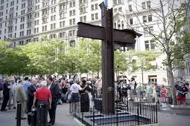 9-11 Cross Memorial