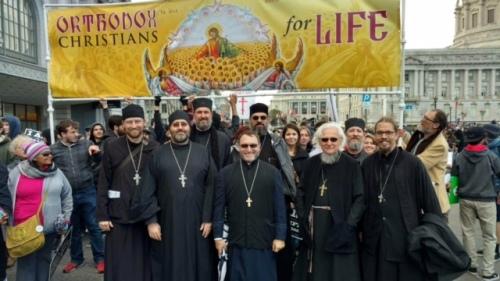 Priests at WFL 2016